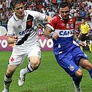 Anderson Martins e Vinicius estiveram presentes no último confronto entre as equipes, na Série A do ano passado
