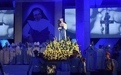 Missa para Santa Dulce reúne quase 53 mil