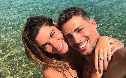 Cauã Reymond e Mariana Goldfarb terminam namoro
