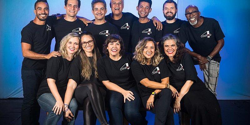 Coletivo realiza oficinas gratuitas de artes cênicas