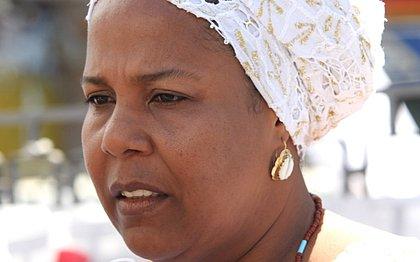 Mãe Jaciara foi até Brasília acompanhar decisão da suprema corte