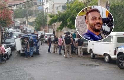 Produtor da TV Record é morto a tiros na porta de casa