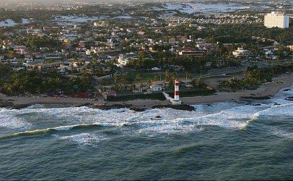 Salvador abraça a campanha O Mar não está para Plástico