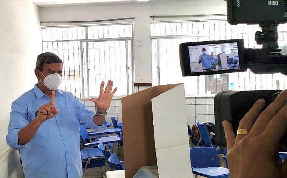 Reeleito, Colbert Martins vai priorizar a saúde e já planeja uma reforma administrativa