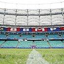 Partida entre Bahia e Bragantino vai marcar retorno dos jogos à Fonte Nova