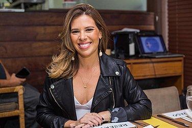 A apresentadora Camila Marinho será a mediadora do evento