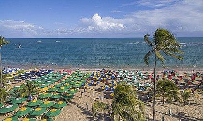 Praia de Guarajuba, uma das mais visitadas do Litoral Norte, será interditada