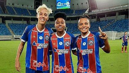 Bahia espera definição de adversário nas oitavas de final da Série A2 do Brasileirão