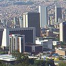 Centro de Medelín. Cidade se transformou em exemplo de inovação