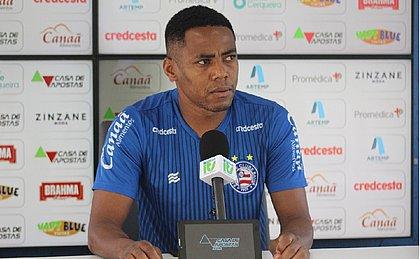 Para Elias, Bahia está no caminho para conseguir sequência positiva e subir na tabela da Série A