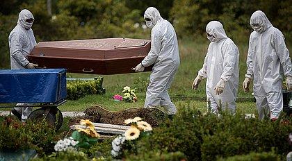 Brasil registrou aumento significativo em número de mortes