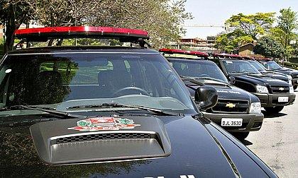 SP: grupo tenta assaltar banco e troca tiros com polícia em Araraquara