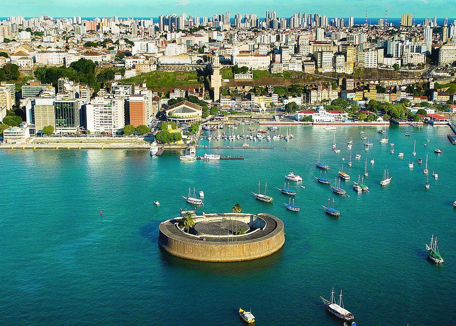 Salvador é uma das três cidades brasileiras a integrar a rede 100RC