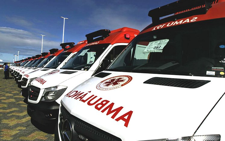 ambulâncias