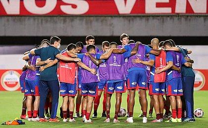 Bahia terá 11 dias de foco total em classificação na Sul-Americana