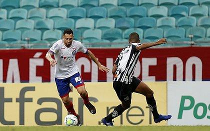 Bahia estreará no Brasileirão no dia 29, às 19h, em Pituaçu, contra o Santos