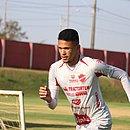 Pablo foi destaque na Série C defendendo o Vila Nova e chega por empréstimo ao Bahia
