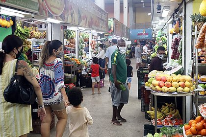 Fluxo de consumidores cresce no Mercado do Rio Vermelho