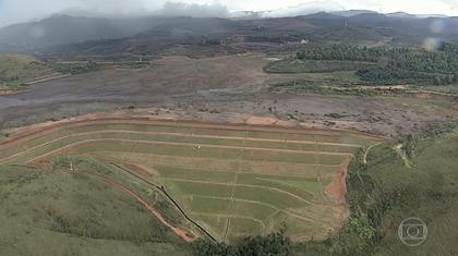 Mais três barragens da Vale têm nível de alerta elevado em Minas Gerais