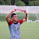 Volante tem contrato com o Leão até 2021