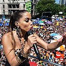 Anitta no Carnaval do Rio de Janeiro