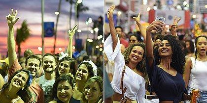 Famílias, grupos e galeras: Furdunço reúne as turmas pra curtirem juntas