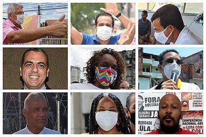 Salvador tem um total de nove candidatos a prefeito em 2020