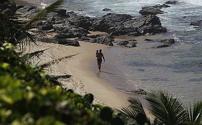 Passeio na Praia do Buracão.