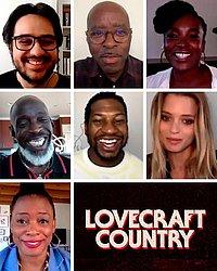 Entrevistas com o elenco e produção de 'Lovecraft Country'