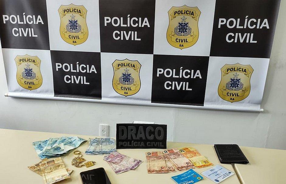 Foragido da Operação Ícaro é preso em Sussuarana
