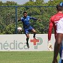 Equipe de transição encerrou preparação para jogo contra o Bahia de Feira