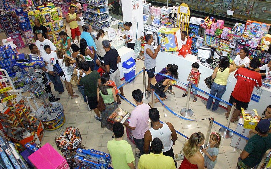 Fechados no Dia das Crianças, shoppings preveem prejuízo de até R$ 20 mi