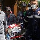 Estudante baleado na cabeça em Suzano está internado em estado grave (Foto: Werther Santana/ Estadão Conteúdo)