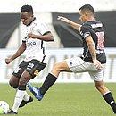 Corinthians e Vasco ficaram no 0x0 na Neo Química Arena