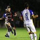 Vico criou chances de gol, mas Leão não conseguiu abrir o placar