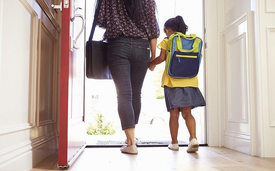 Retorno ao trabalho: onde ficam as crianças?