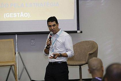 Marcelo Arantes: ' A questão é desafiar e é ser desafiado'