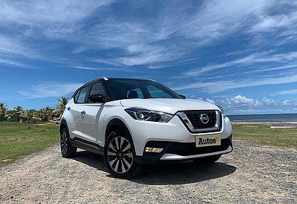 O Nissan Kicks é o terceiro SUV compacto mais emplacado na Bahia este ano, atrás do Ford EcoSport e do Hyundai Creta