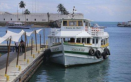 Travessia Salvador-Mar Grande passam a ser de hora em hora