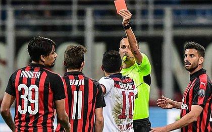 CAS exclui o Milan da Liga Europa
