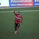 Ronan comemora segundo gol do Atlético na final