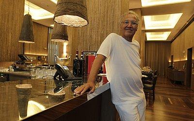 Nizan Guanaes, formado em Administração pela Eaufba, é um dos publicitários mais reconhecidos do Brasil