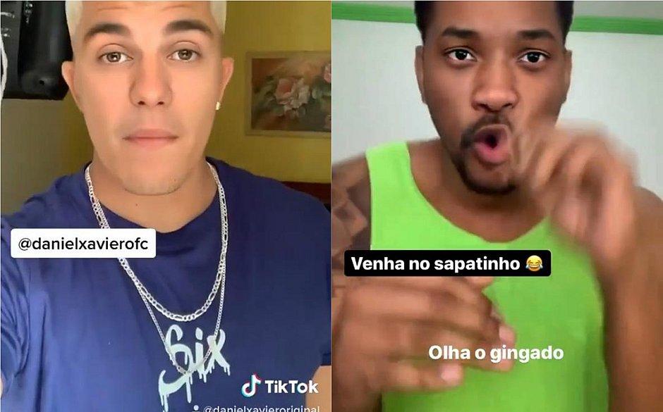 Justin Bieber brasileiro 'se revolta' com Will Smith baiano: 'Vem pra mão, brow'