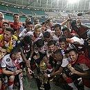 Vitória foi campeão baiano de 2016 na Fonte Nova