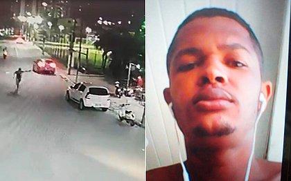 O crime aconteceu no Parque São Brás, por volta das 19h