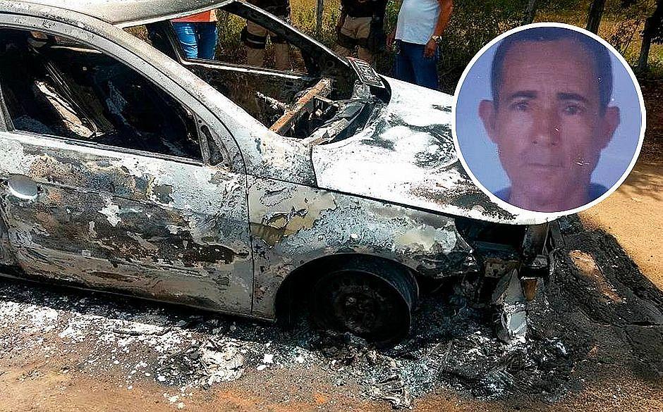 Taxista foi atraído para emboscada e morto com estaca em Feira
