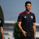 Cristiano Ronaldo deve participar do jogo contra o Newcastle