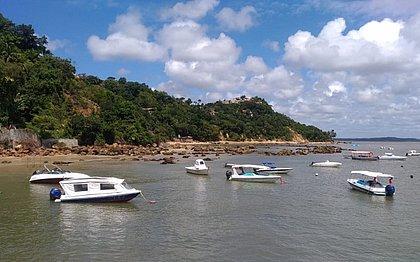 Morro de São Paulo e Boipeba recebem primeiros turistas desde o início da pandemia