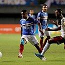Bahia fez primeiro tempo ruim e voltou a ser derrotado no Brasileirão