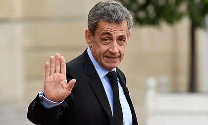 Na França, ex-presidente Sarkozy é condenado a 3 anos de prisão por corrupção